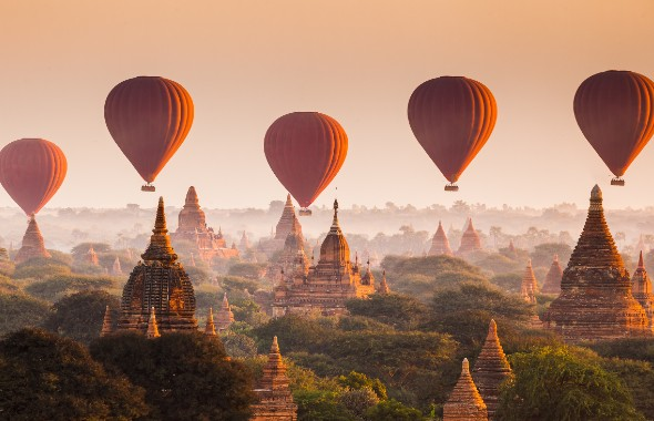 TREASURE OF VIETNAM & MYANMAR TOUR