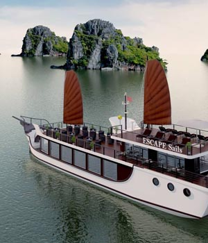 escape-sails-day-cruise-lan-ha-bay-tour-1
